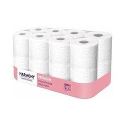 "Toilettenpapier ""Harmony Professional"" 2-lagig 156 Blatt weiß"