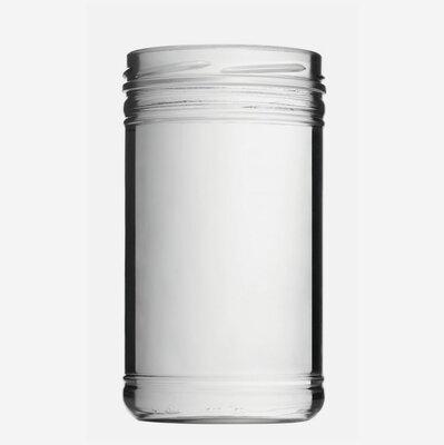 Schraubglas 580ml, Weißglas,