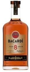 Bacardi 8 Years 0,7 l