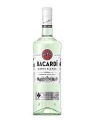 Bacardi Carta Blanca Rum 1 l