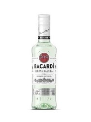 Bacardi Carta Blanca Rum 0,35 l