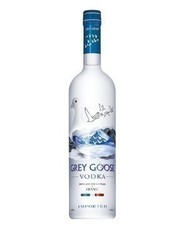 Grey Goose - World's best tasting vodka 4,5 l