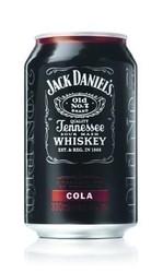 Jack Daniel's & Cola Dose 0,33 l
