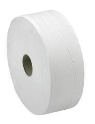 Toilettenpapier Jumbo weiß 2 lagig