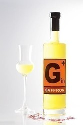 G+-Saffron 0,5l  44%vol.