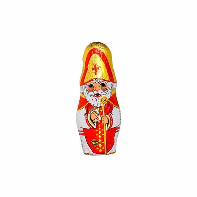 Schoko Bischof/Nikolaus