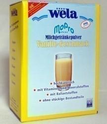 MoPro Plus Milchgetränkepulver Vanille 1 kg