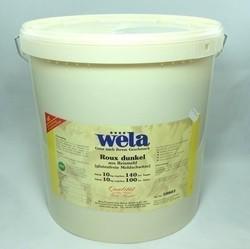 Roux dunkel aus Reismehl 10 kg
