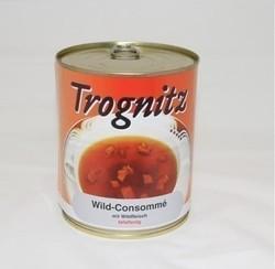 Wild-Consommé tafelfertig 12 x 800 ml
