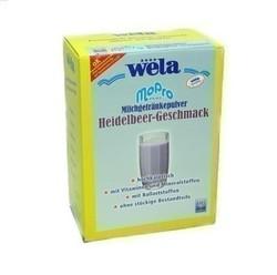 MoPro Plus Milchgetränkepulver Heidelbeer 1 kg