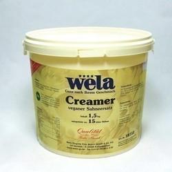Creamer - veganer Sahneersatz 1,5 kg