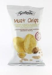 Must Chips - Honig, Senf und Sommertrüffel 100g