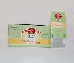 BIO Pfefferminze XL Teebeutel, 15x2 gr, AT