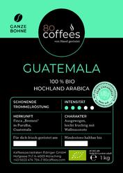 BIO-Guatemala Bohnenkaffee, 1kg