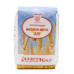 Weizenmehl W480 griffig 1 kg, AT