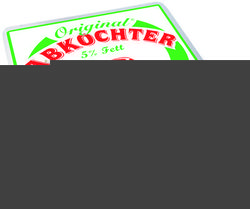 Original Abkochter 5 % Fett 250 gr, AT