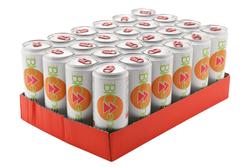 PURE BIO ENERGY Orange