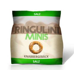Vendo Ringulini Minis Salz 160g