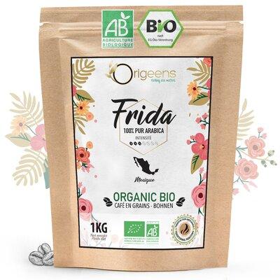 BIO Kaffeebohnen 1kg - Single Origin Mexiko